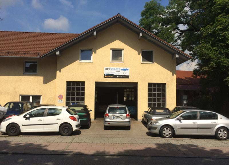 Autowerkstatt aschheim